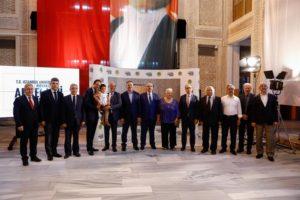 İstanbul Üniversitesi Rıdvan Çelikel Arkeoloji Müzesi Açıldı 2