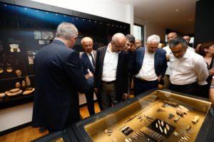 İstanbul Üniversitesi Rıdvan Çelikel Arkeoloji Müzesi Açıldı 3