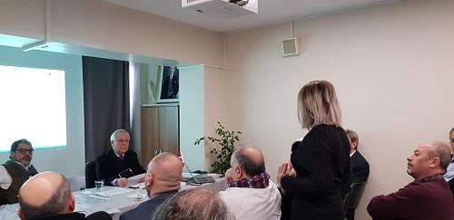10. Olağan Genel Kurul Toplantımız 23 Şubat Cumartesi Günü Merkezimizde Gerçekleşti. 3