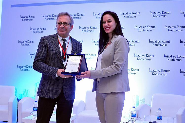 ETMD Yönetim Kurulu Başkanımız Sayın Mustafa Cemaloğlu İnşaat ve Konut Konferasında 3