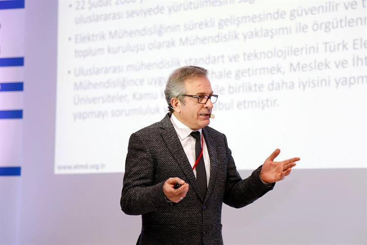 ETMD Yönetim Kurulu Başkanımız Sayın Mustafa Cemaloğlu İnşaat ve Konut Konferasında 2
