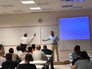 Derneğimizin Kocaeli Üniversitesinde Gerçekleştirdiği Yenilebilir Enerji Semineri 1