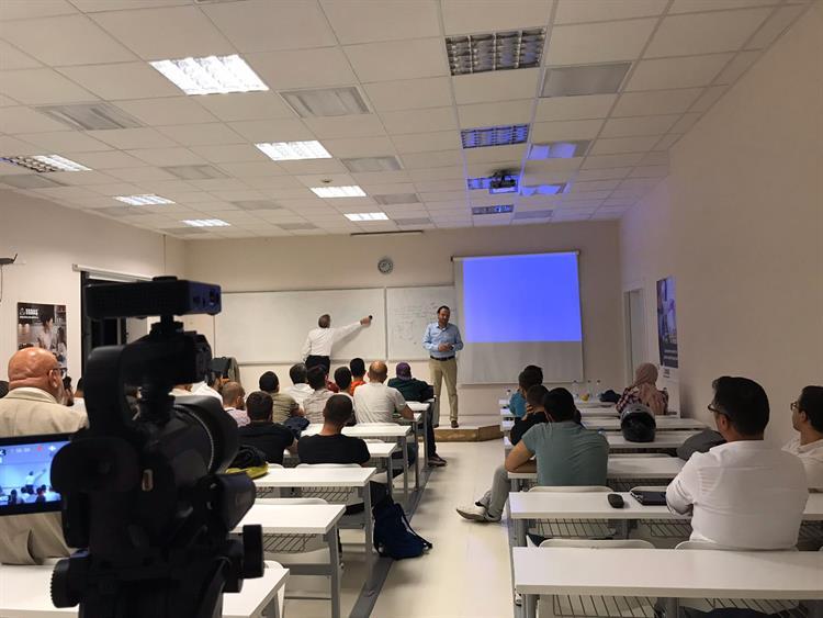 Derneğimizin Kocaeli Üniversitesinde Gerçekleştirdiği Yenilebilir Enerji Semineri