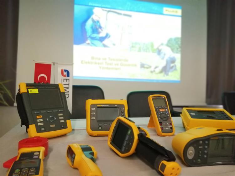 Elektrik Tesisatlarında Güvenlik Ve Ölçüm Yöntemleri Eğitimi Gerçekleşti