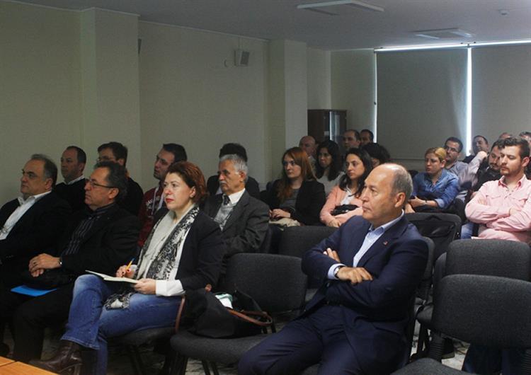 """""""Yalın Düşünce"""" Semineri Prof. Dr. Bülent DURMUŞOĞU'nun Sunumuyla ETMD Merkezinde Gerçekleştirildi 3"""