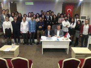Kocaeli Üniversitesi Mühendis Beyinler Kulübünün Canlı Mülakat Etkinliğine Katıldık 1