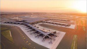 İstanbul Havalimanı Araç Tünelleri Yangın Algılama Ve İhbar Sistemi 2