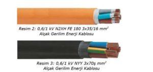 Kablolarda İletken Kesit Hesabı & CABLEAPP Uygulaması 7