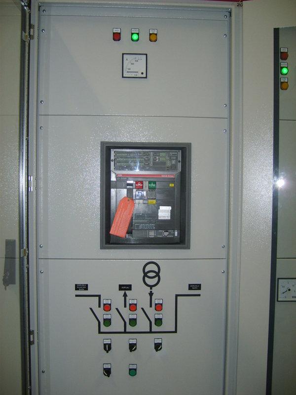 Elektrik Panoları Ve Üretimi 12