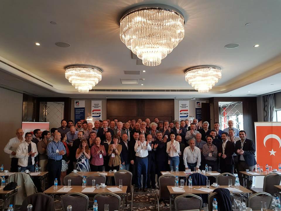 ETMD-MTMD Yapı Sektöründe Elektrik Ve Mekanik Kesişimler Çalıştayı 1