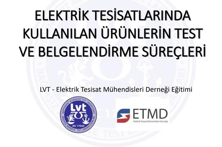 Elektrik Tesisatlarında Kullanılan Ürünlerin Test Ve Belgelendirme Süreçleri