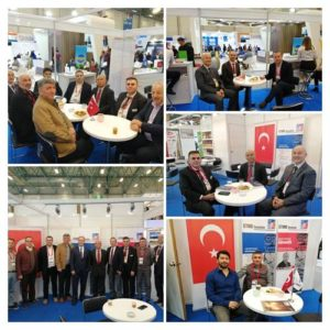 WIN Eurasia 2019 Fuar Etkinliğimizden Haberler 2