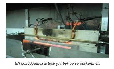 Kabloların Yangın Performansının Önemi ve Ürün Güvenliği 13