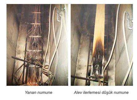 Kabloların Yangın Performansının Önemi ve Ürün Güvenliği 8