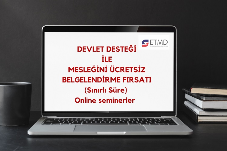 ETMD MYK Sertifika Programı