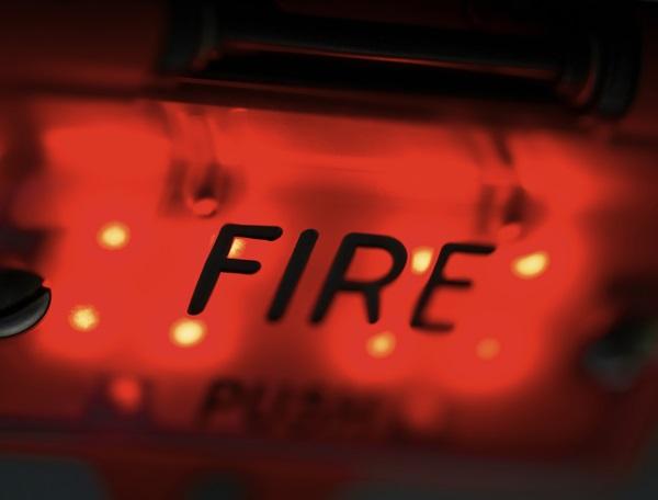 yangın alarm