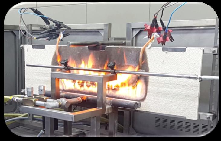 Yangına Dayanıklı Kablo Gruplarına Uygulanan Yangın Performans Testleri 2. Bölüm 6