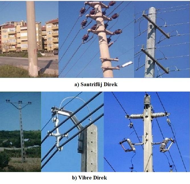 Elektrik Direklerinin Çeşitleri ve Özellikleri 3