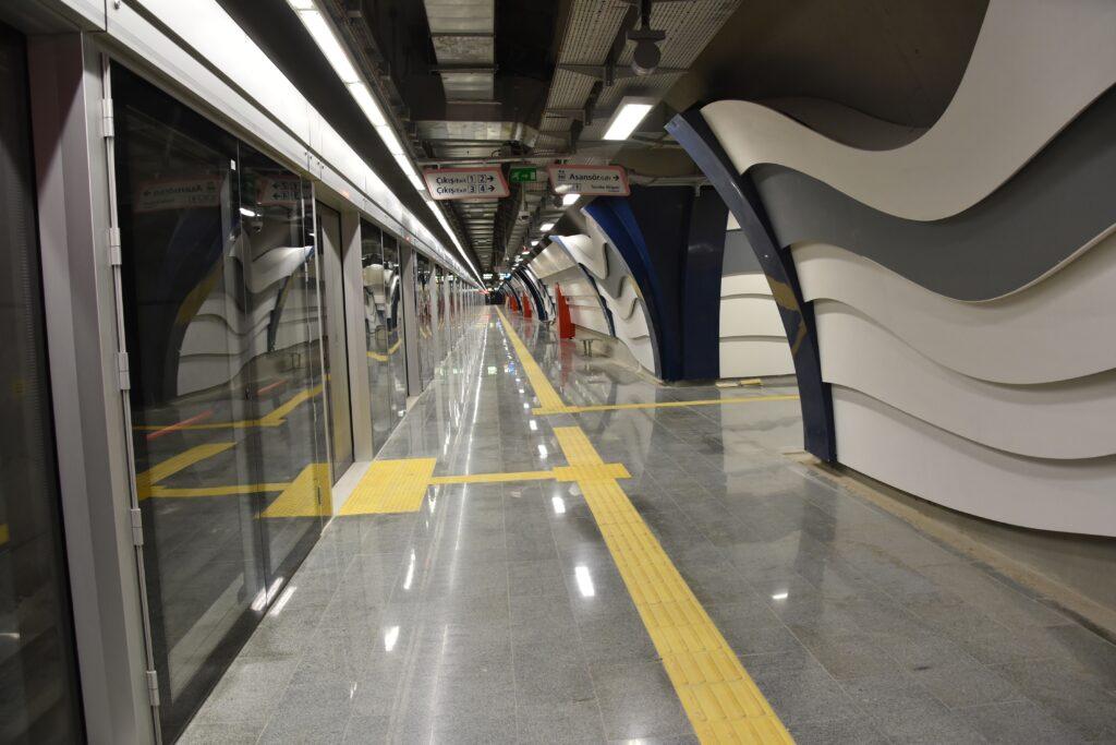 ORGE Elektrik Katkılarıyla; Mecidiyeköy - Mahmutbey Metrosu'nda Seferler Başladı!