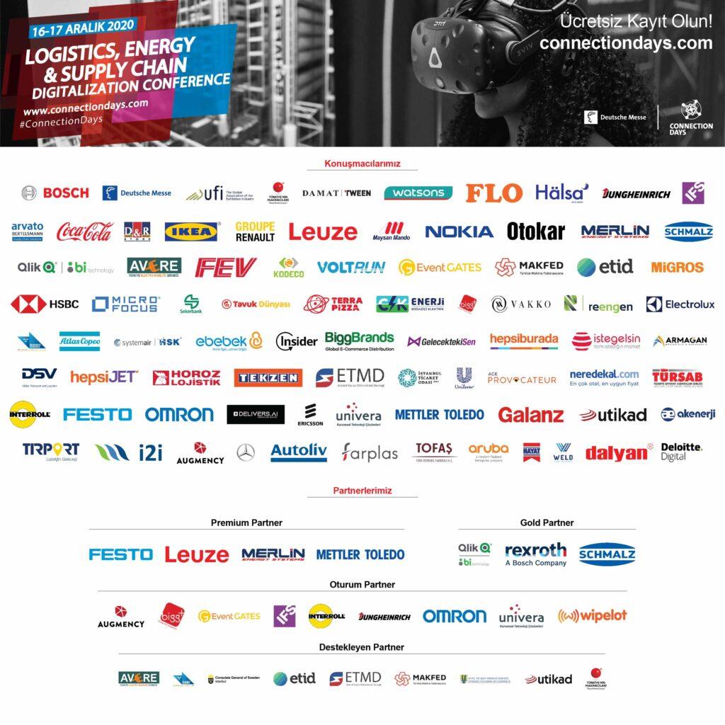 16-17 Aralık 2020 Tarihlerinde Sektörün En Kapsamlı Dijital Zirvesi Olan ConnectionDays Gerçekleşecek! 2