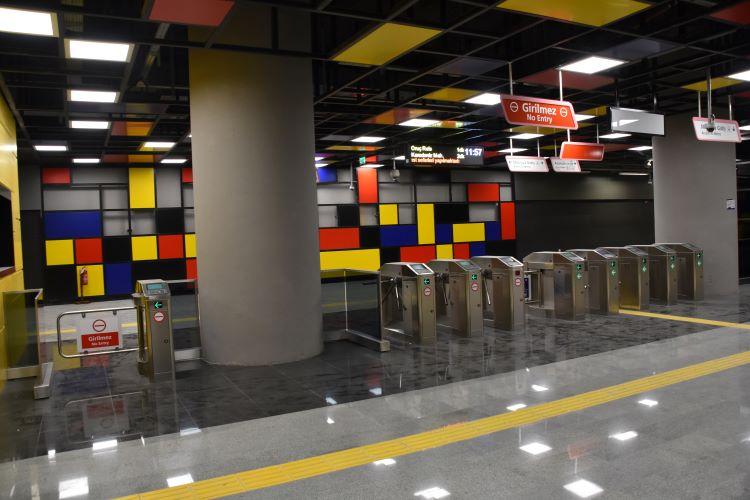 ORGE Elektrik Katkılarıyla; Mecidiyeköy – Mahmutbey Metrosu'nda Seferler Başladı! 2