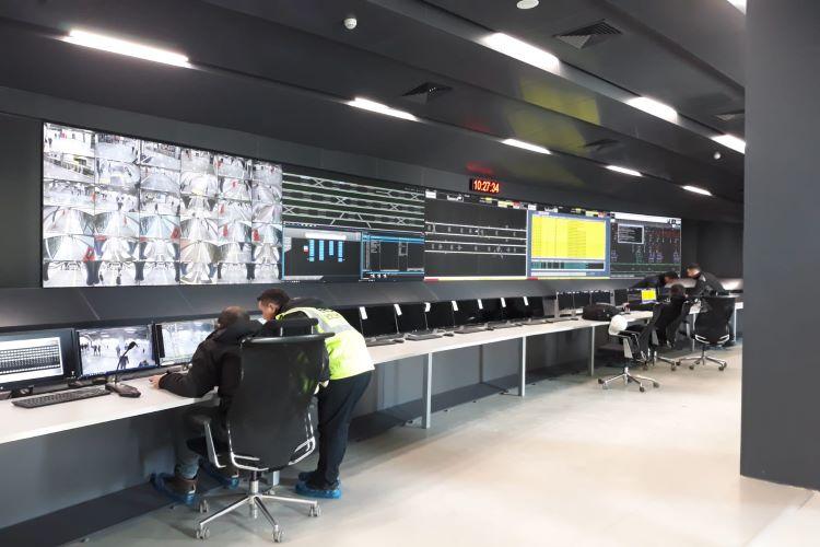 ORGE Elektrik Katkılarıyla; Mecidiyeköy – Mahmutbey Metrosu'nda Seferler Başladı! 1