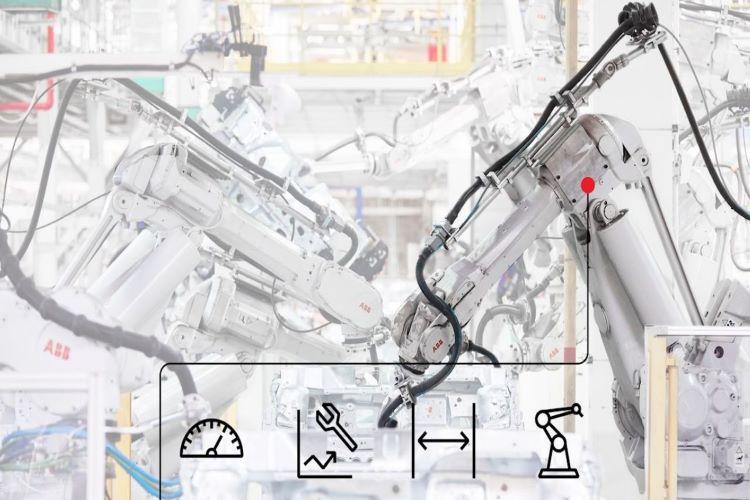 ABB, Robot ve Robot Filosunun Mevcut  Durumunun Değerlendirilebilmesi İçin  Kondisyon Bazlı Bakım Hizmetini  Başlatıyor.
