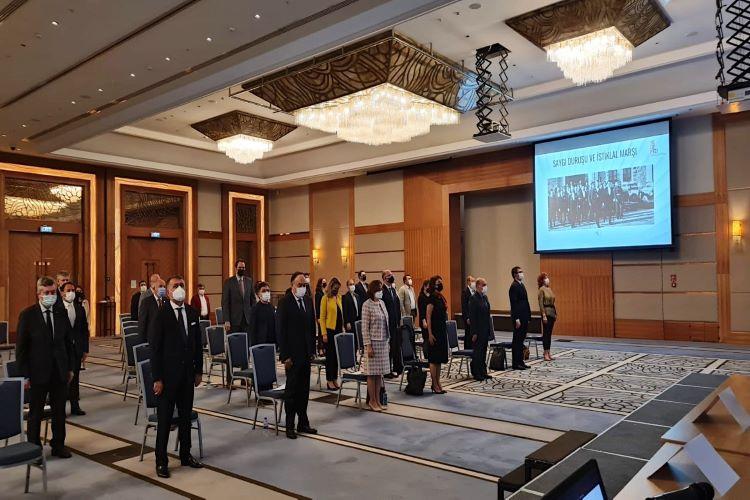 SEDEFED 11. Olağan Genel Kurul Toplantısı Gerçekleştirildi. SEDEFED Yönetim Kurulu Başkanı Emine Erdem Oldu!