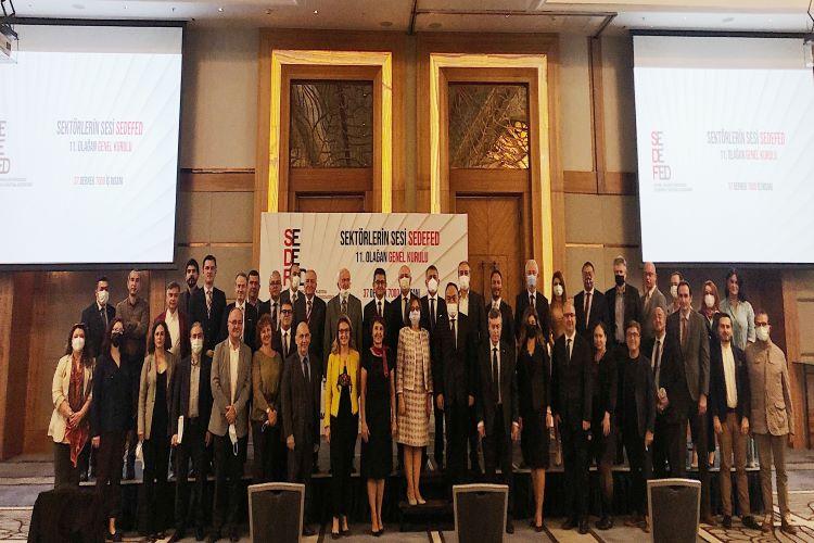SEDEFED 11. Olağan Genel Kurul Toplantısı Gerçekleştirildi. SEDEFED Yönetim Kurulu Başkanı Emine Erdem Oldu! 2