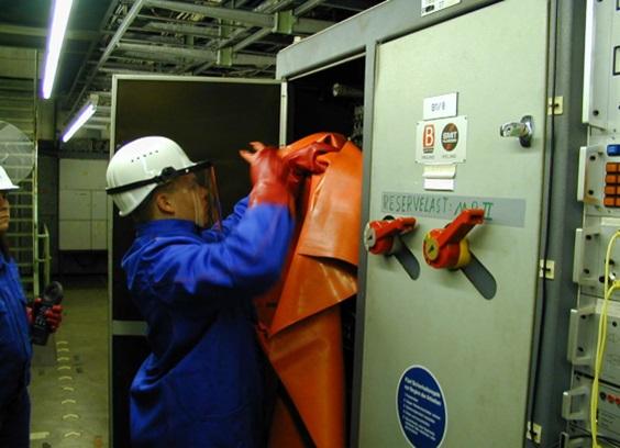 Elektrikte Güvenliğin Sağlanması Enerjisiz Çalışma (Dead Working) TS EN 50110-1 (2013) 10
